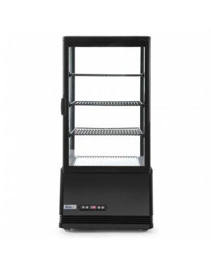 Chladiaca vitrína čierna, výška 966 mm - kód 233658 - 1