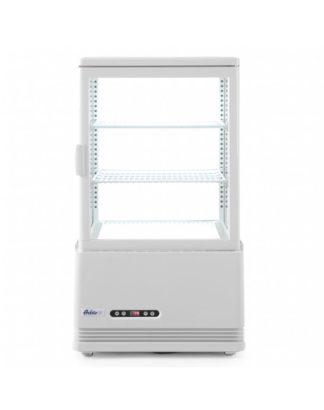Chladiaca vitrína biela, výška 816 mm - kód 233610 -1