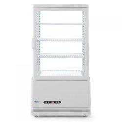 Chladiaca vitrína, biela, výška 891 mm | Arktic 233634