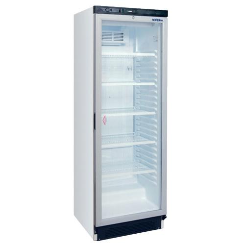 Chladnička biela presklená ventilovaná 372 l, FS 1380 - 1