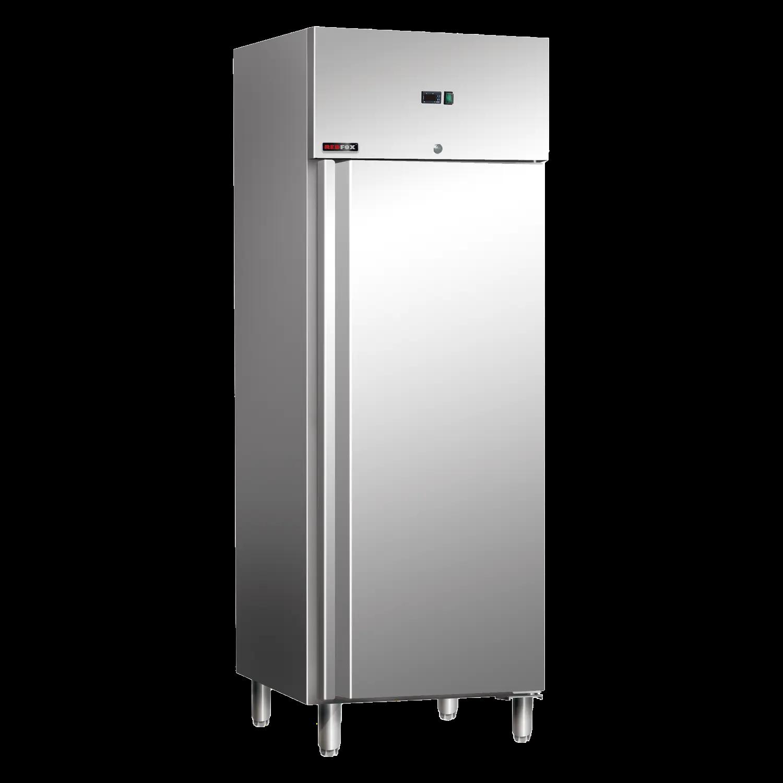 Chladnička nerezová ventilovaná 700 l, MBF 8116 -1