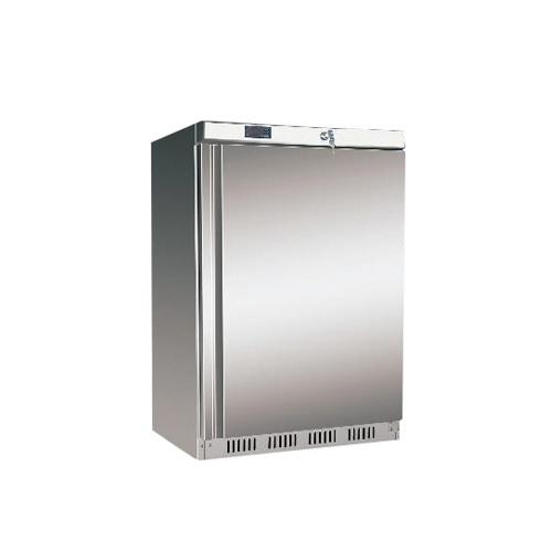 Chladnička podpultová nerezová ventilovaná 200 l, HR-200 S UR-200 S - 1