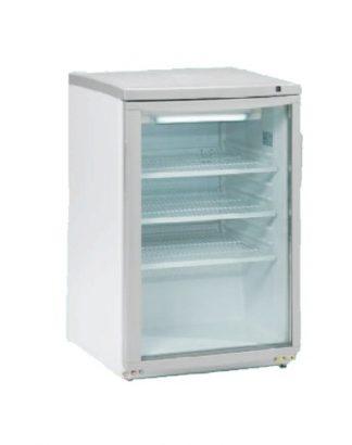 Chladnička podpultová presklené dvere, statická 105 l, BC145 - 1