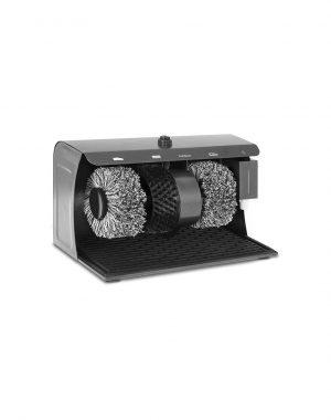 Stroj na čistenie topánok - 3 kefy | BC-S-POL3