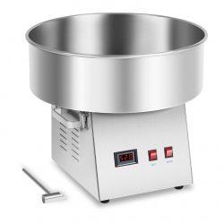Stroj na cukrovú vatu - 52 cm   RCZK-1030-W