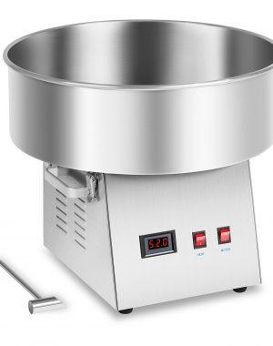 Stroj na cukrovú vatu - 52 cm | RCZK-1030-W
