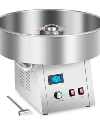 Stroj na cukrovú vatu - 62 cm - ušľachtilá oceľ - 1