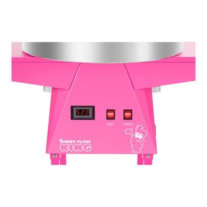 Stroj na cukrovú vatu s vozíkom - 52 cm - 1.030 wattov - 3