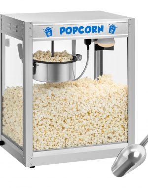 Stroj na popcorn - ušľachtilá oceľ - 1