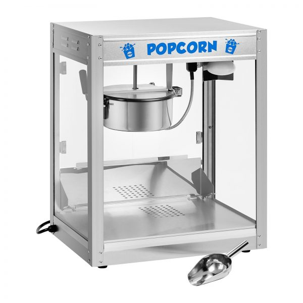 Stroj na popcorn - ušľachtilá oceľ - 2
