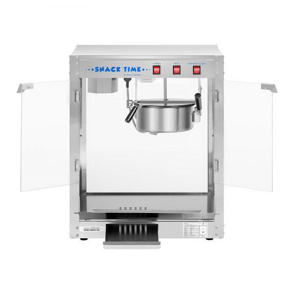 Stroj na popcorn - ušľachtilá oceľ - 3