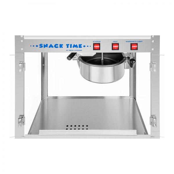 Stroj na popcorn - ušľachtilá oceľ - 4