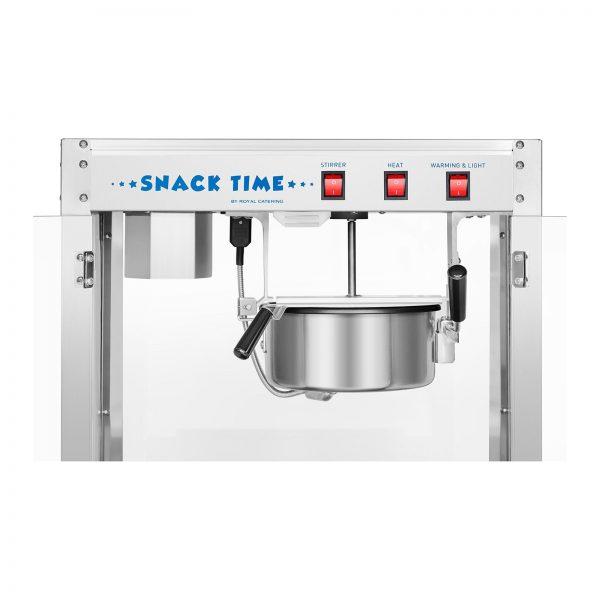 Stroj na popcorn - ušľachtilá oceľ - 5