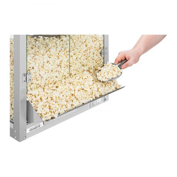 Stroj na popcorn - ušľachtilá oceľ - 6
