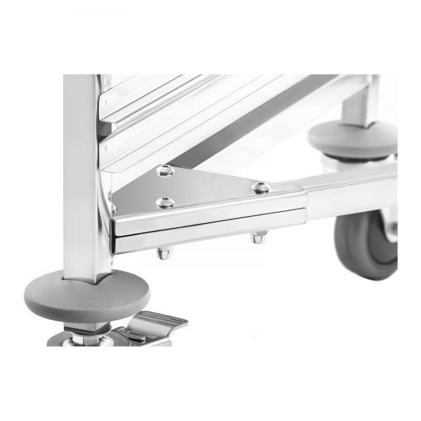 Tabletový vozík – 20 x GN zásuviek - 2