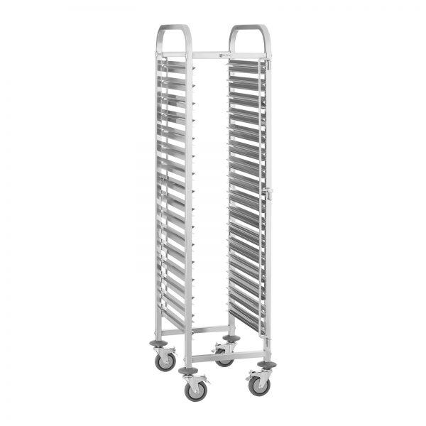 Tabletový vozík - 16 GN zásuviek - 2