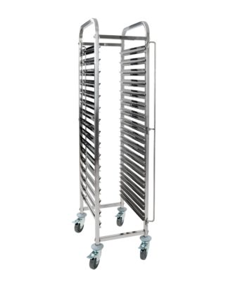 Tabletový vozík - 16 x GN zásuviek - 1