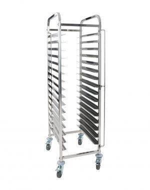 Tabletový vozík - 16 zásuviek - 1