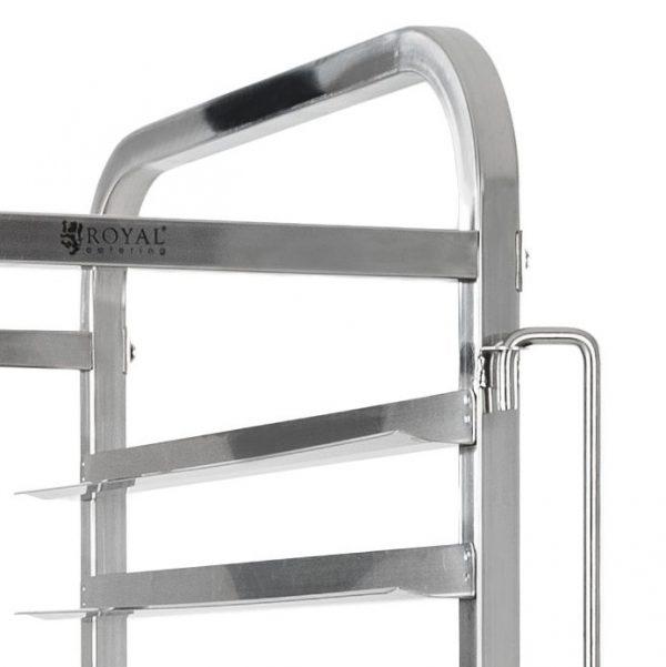 Tabletový vozík - 16 zásuviek - 2