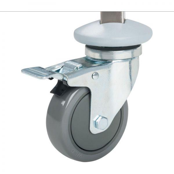 Tabletový vozík - 16 zásuviek - 4