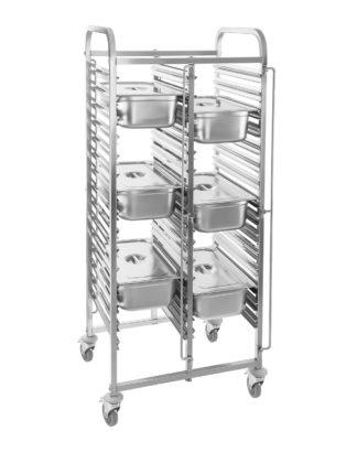 Tabletový vozík 30 x GN 11 - 1