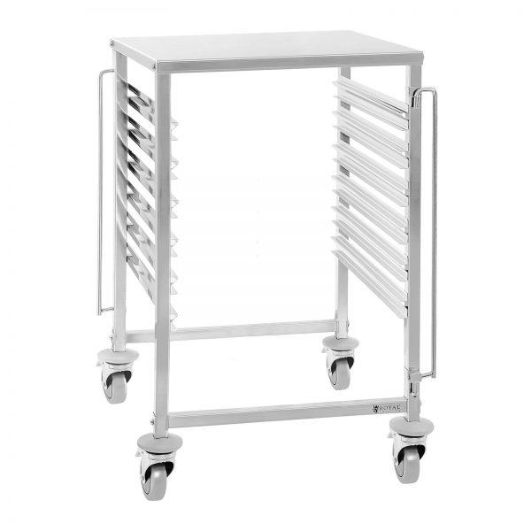 Tabletový vozík 6 x GN 21 - 2