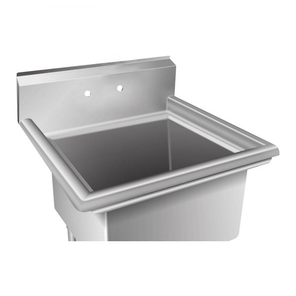 Umývací stôl - 1 umývadlo - 75 x 75 x 111 cm 2