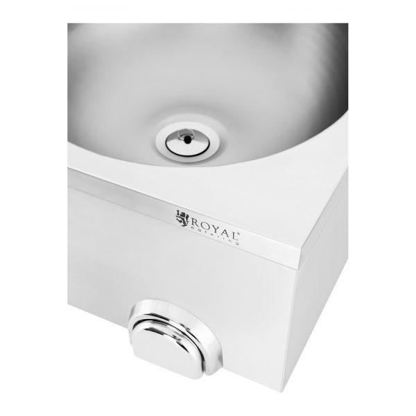 Umývadlo na ruky s kolenovým ovládaním - 5