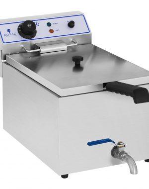Elektrická fritéza - 1 x 17 litrov - 1