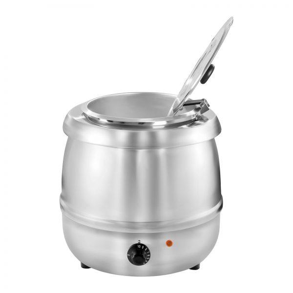 Hrniec na polievku - 10 litrov - vrátane štítkov - 2