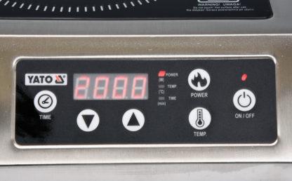 Indukčný varič 3500W - 4