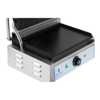 Kontaktný gril – hladký - 2200 W - 4