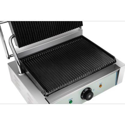 Kontaktný gril - 2 x 2200 wattov - ryhovaný - 2.0 - 3