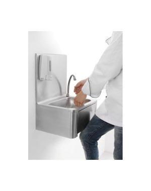Kuchynské umývadlo bezdotykové - spúšťané kolenom 810309 - 1