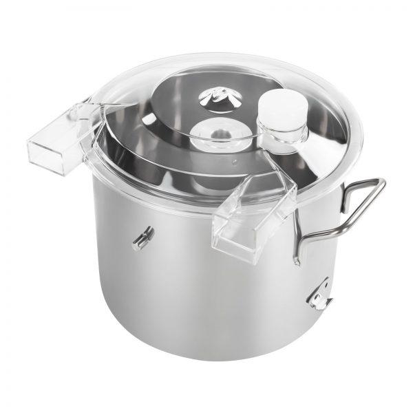 Kuchynský kuter - 6 litrov - 5