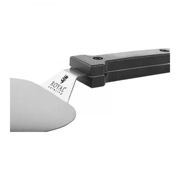 Lopata na pizzu – ušľachtilá oceľ – plastová rukoväť s dĺžkou 38 cm - 2