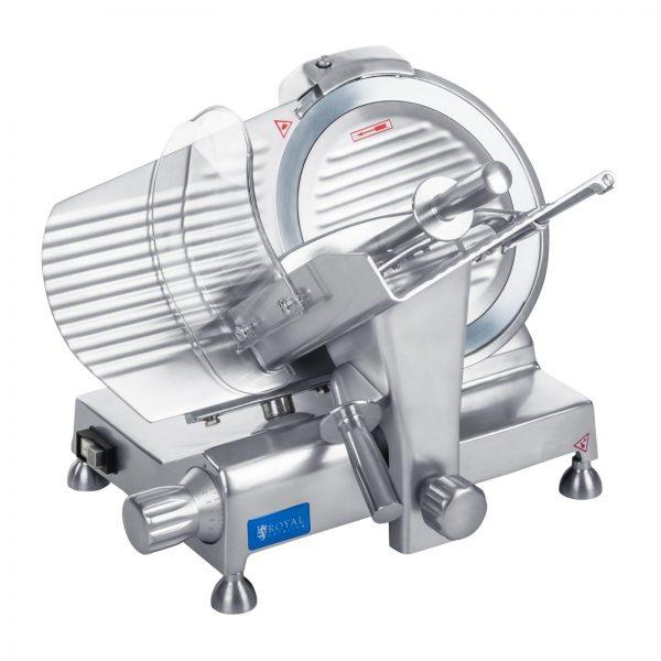 Nárezový stroj - 250 mm - do 12 mm - hliníkové držadlá | RCAM 250EXPERT