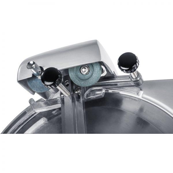 Nárezový stroj - 250 mm - do 12 mm - s hliníkovými držadlami - 3