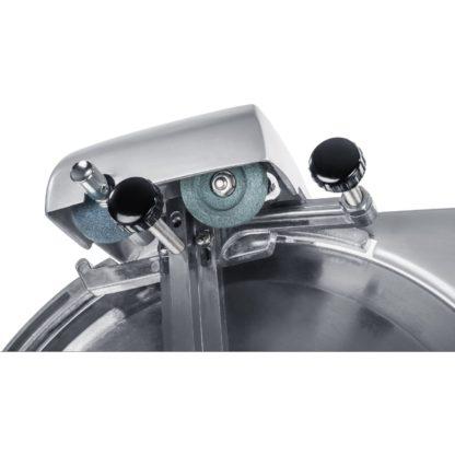 Nárezový stroj - 300 mm - do 15 mm - s hliníkovými držadlami - 3