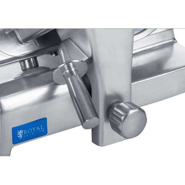 Nárezový stroj - 300 mm - do 15 mm - s hliníkovými držadlami - 5