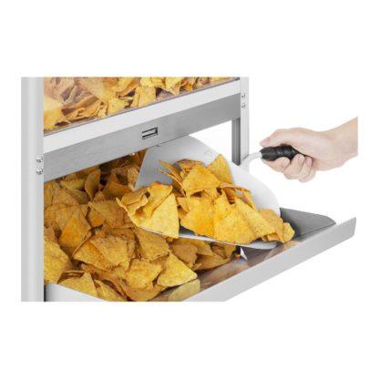 Ohrievač nachos - 160 W - 10