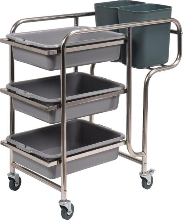 Plastová nádoba pre servírovací vozík - 3