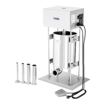 Plnička klobás – 10 litrov – elektrická - 1