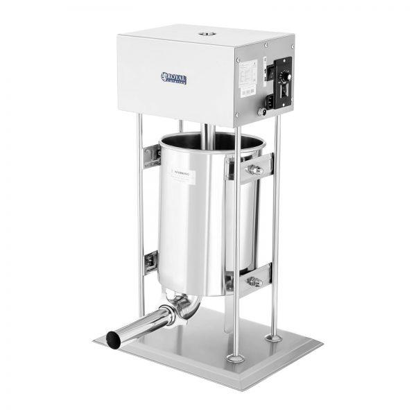 Plnička klobás – 10 litrov – elektrická - 2