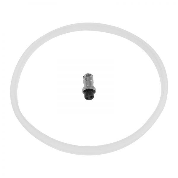 Plnička klobás – 10 litrov – elektrická - 8