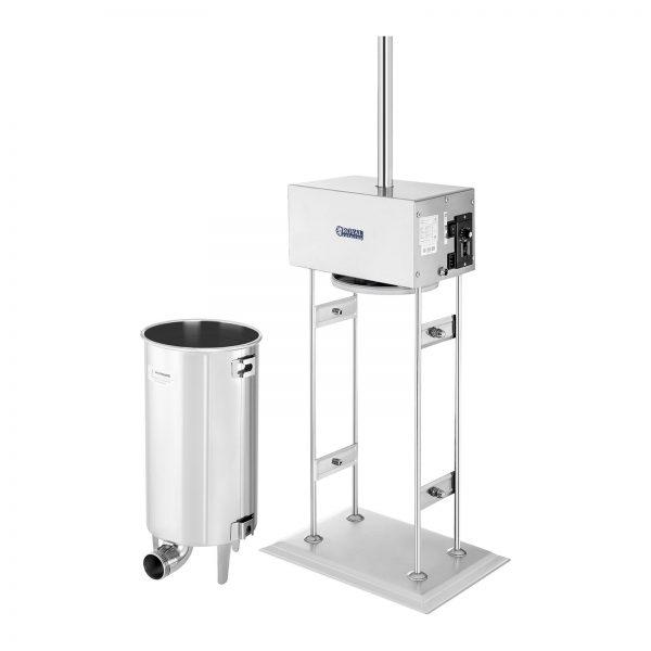 Plnička klobás – 15 litrov – elektrická - 3