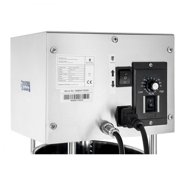 Plnička klobás – 15 litrov – elektrická - 5