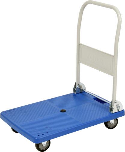 Plošinový vozík plastový - 720 x 470 mm - 1
