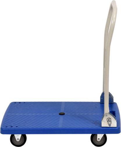 Plošinový vozík plastový - 720 x 470 mm - 3