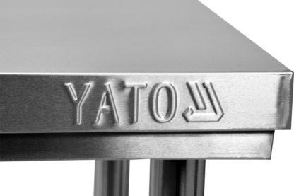 Pracovný stôl 800×600×H850 - 4